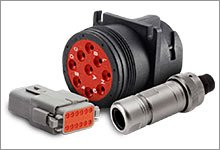 Now Available from PEI-Genesis are Amphenol's High Performance Industrial Connectors: A Series™, Ecomate™, and Ecomate RM™
