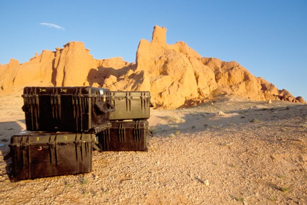 Peli contributes to the Mars Scientific Research expedition of MAFIC