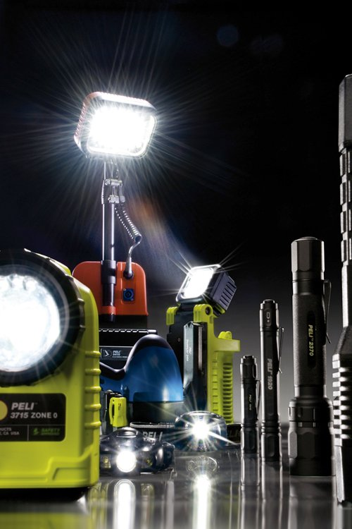 Peli Upgrades 9 of its Most Advanced Torches While Keeping the Same Price
