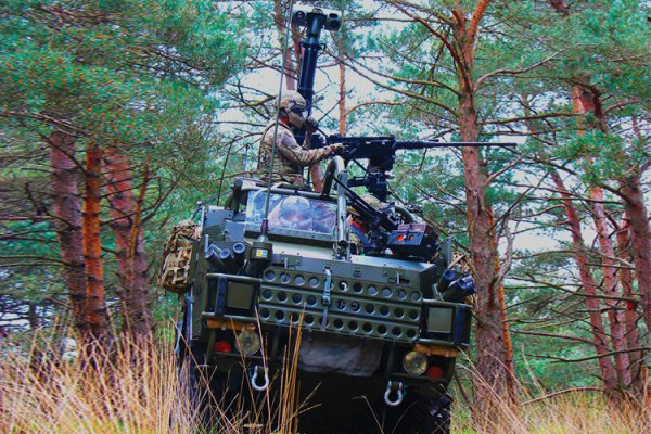 QUICK FIT RECCE EO SYSTEM LAUNCHED BY CHESS AT DSEI