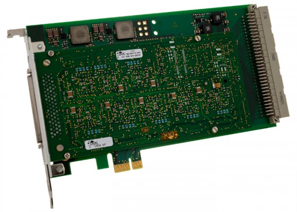 Flexible, Easy-to-Use Motion Feedback Input PCIe Board,  for High Accuracy Synchro/Resolver Measurement