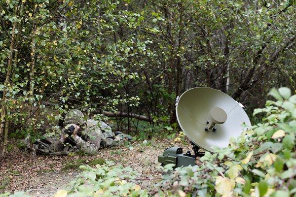 ViaLite's RF Links Meet US Military WGS Standard