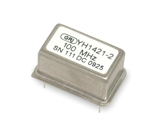 NEW YH1421 OCXO OFFERS LOW PHASE NOISE AND EXCELLENT HOLDOVER PERFORMANCE