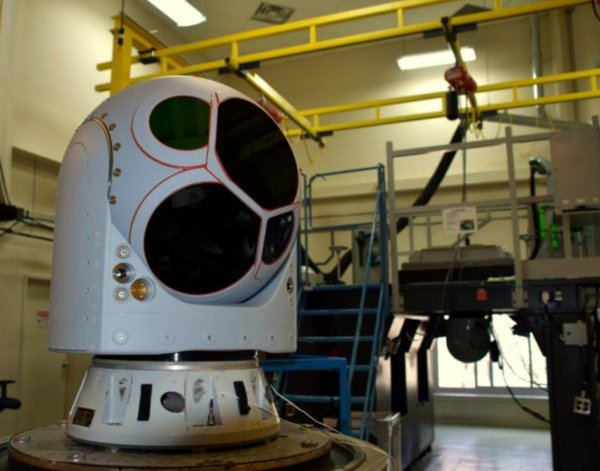 L3Harris Technologies Completes Delivery on its 5,000th WESCAM MXTM-Series Imaging System to the US Navy