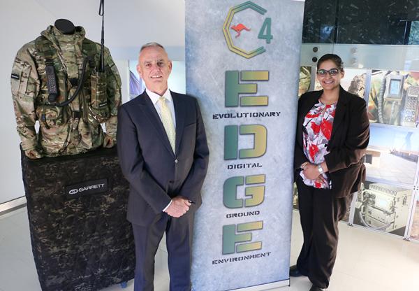Barrett Communications - C4 EDGE Communications Program
