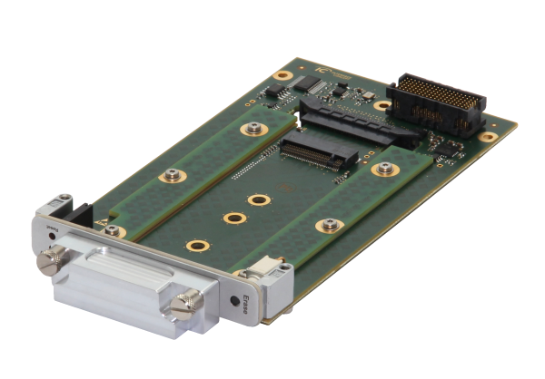 IC-EM2-XMCa – Removable mass storage XMC module