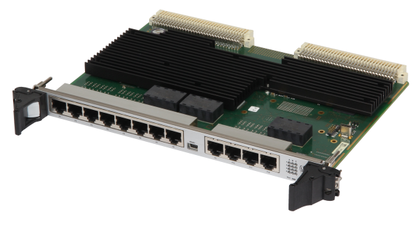 Interface Concept, a leader in commercial-off-the-shelf (COTS) solutions is announcing a new 6U VME 1/10/40 Ethernet Switch Board.