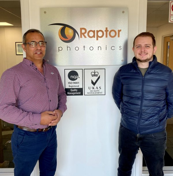 Raptor builds sales team with two new Appointments