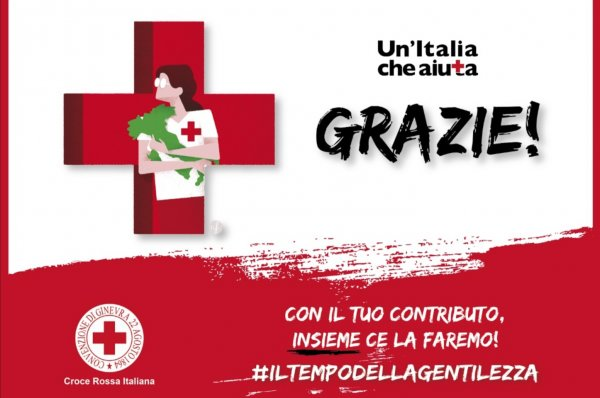 PELI Supports the Italian Red Cross Organisation with Product Donations