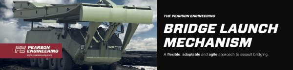 A flexible, adaptable, and agile approach to combat engineering – Armoured Vehicle attachments from Pearson Engineering Ltd
