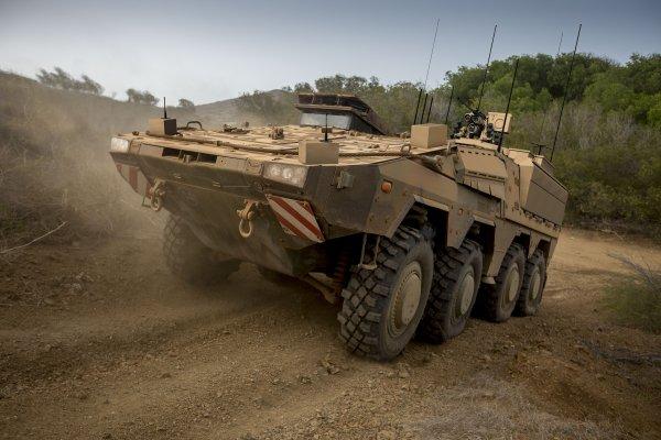 David Brown Santasalo to work with Krauss-Maffei Wegmann and WFEL on the UK Mechanised Infantry Vehicle Programme