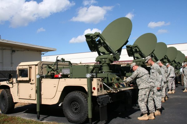 Rugged and Rapid Specialty Interconnections keep Military Systems on the Move!