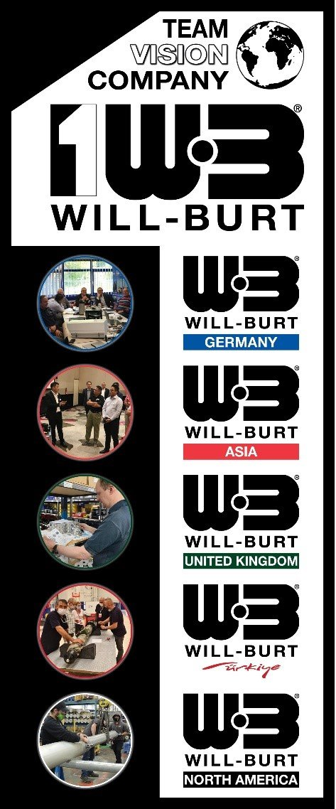One Company Initiative Announced by The Will-Burt Company
