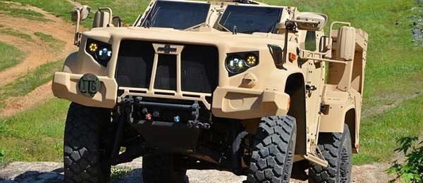LEONARDO DRS VETRONICS RUGGED COMPUTERS DECLARED STANDARD GEAR ON THE JLTV