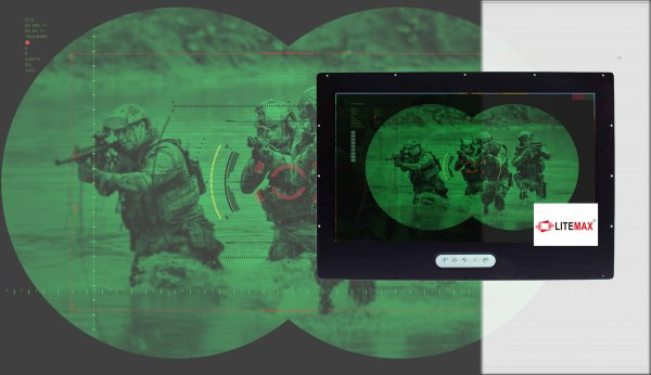 Displays for Night Vision Systems (NVIS)