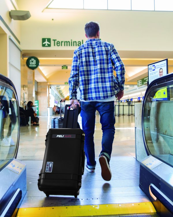 The New PELI Air Travel Cases range takes off!