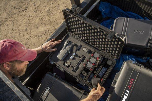 PELI Products presents its New RUCK and HYBRID Cases at IWA 2020