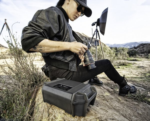 Protect your belongings in outdoor work and adventures with PELI™ RUCK™ Cases -