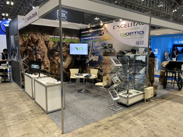 We were happy to help Qioptiq by Designing the Graphics for DSEI Japan.