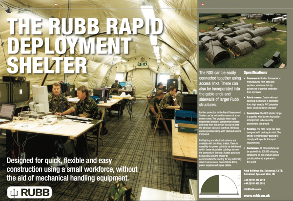 Article created for RUBB Buildings